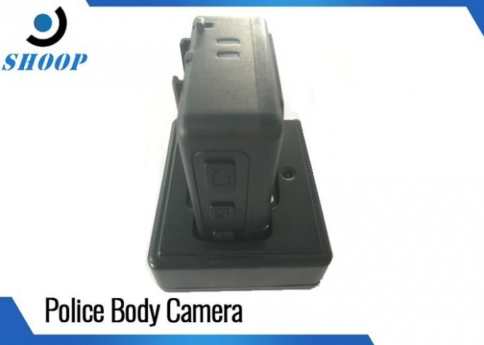 Full HD 1080P Security Guard Body Camera , Safety Vision Body Camera Support Card