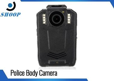 "China 2.0"" LCD Small Police Officers Wearing Body Cameras 1296P Motion Detection factory"