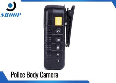 China HD 1080P Wearable Security Body Camera , DVR Night Vision Police Body Cameras distributor