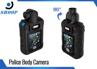 China Police Statistics Wearable Security Camera 360 Rotation For Law Enforcement factory