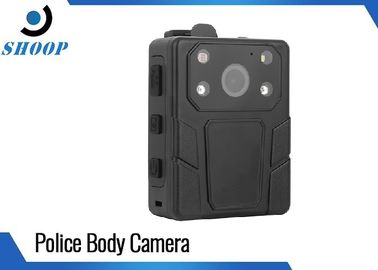 China Body - Worn Law Enforcement Body Camera Water Resistant With 2 IR Lights factory