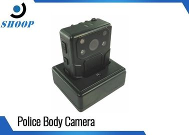 China Audio Law Enforcement Body Worn Camera Night Vision Waterproof 2 IR Lights For Police factory