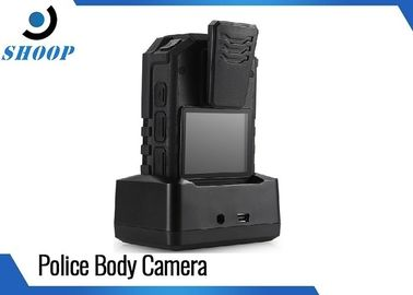China Police Pocket Should Law Enforcement Wear Body Cameras Wireless LTE 3G / 4G GPS distributor
