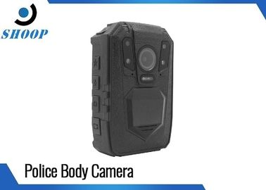 China 4G / 3G WIFI Portable Security Guard Body Camera Battery Life Long distributor