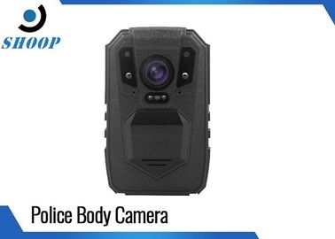 China Wireless Police Wearing Body Cameras 3200mAh Battery Capacity With GPS Laser distributor
