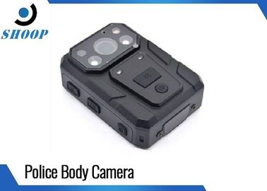 China GPS 32GB Night Vision Law Enforcement Police Body Worn Video Camera High Resolution distributor