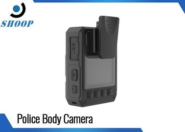 China 32GB Wearable HD Body Camera Wide Angle 140 Degree With Password Protection distributor