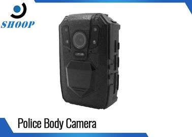 China Wifi 4G Police Video Body Worn Camera 21 Megapixels 4000mAh Battery For Security distributor