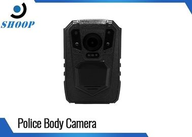 China Wearable 128G Wifi 4G Police Body Worn video Camera 4g with Real-time GPS distributor