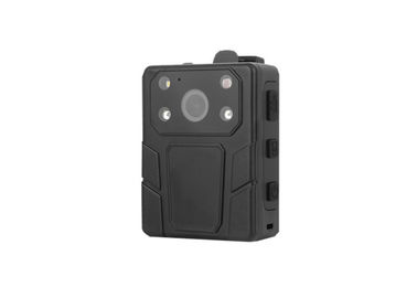 China Multi - Functional Police HD Body Camera Security 64GB / 128GB For Law Enforcement distributor