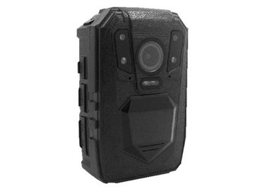 China 32GB/64GB Hd Body Worn Camera 1080P 2 Inch TFT LCD 4G WIFI With Night Vision distributor