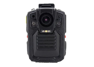 China CMOS Sensor Police Body Worn Video Camera 33M Photo Size Full HD 1296P Resolution distributor