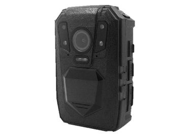 China 3G / 4G Law Enforcement Body Camera Recorder 1080p Resolution 2 Inch LCD Screen distributor
