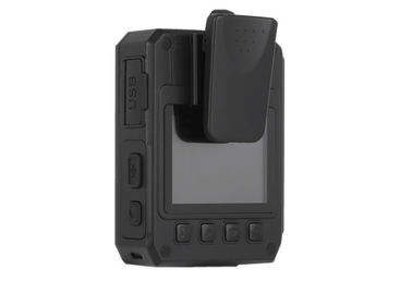 China Motion Detecting Police Force Tactical Body Camera HD Resolution 64GB Storage distributor